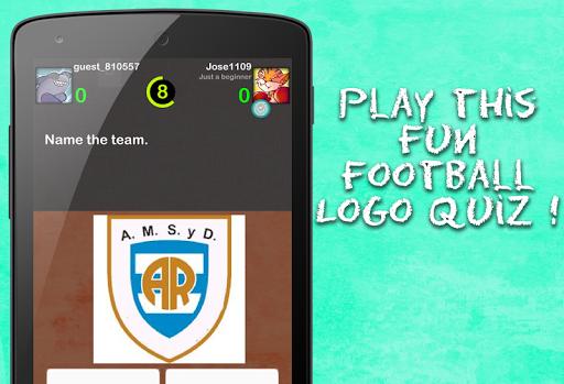 足球標志問答游戲
