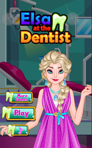 Beauty Princess Dentist