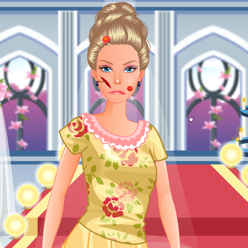 Barbara-at-doctor-Girl-Games 4