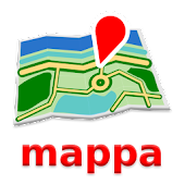 Umbria Offline mappa Map