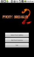 Screenshot of PhotoBreaker2 Pro