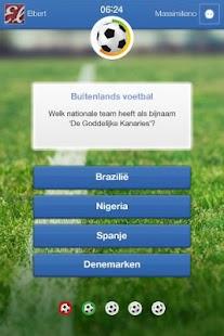 Koning Voetbal - screenshot thumbnail