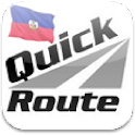 Quick Route Haiti icon