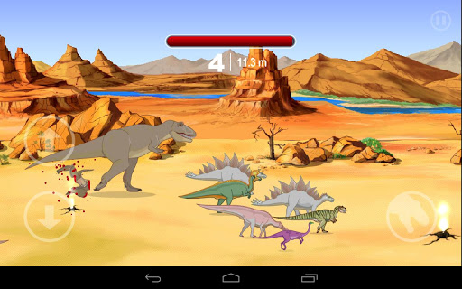 Feeding Tyrannosaurus Rex
