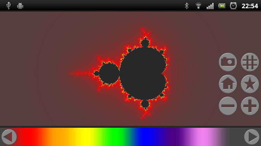 Fractal Shot Pro - screenshot