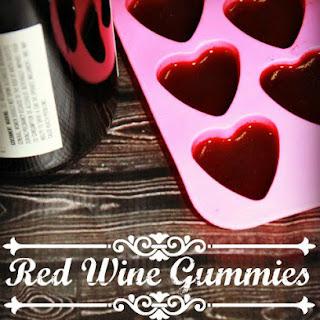 Red Wine Gummies