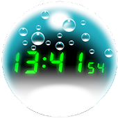Bubble Clock Free