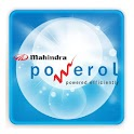 Mahindra Powerol Power Saver logo