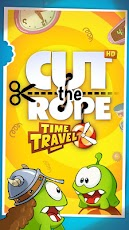 Cut the Rope: Time Travel HD full version free download for andriod and galaxy y