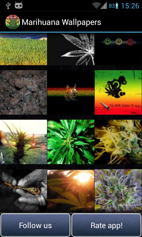 Weed Wallpapers (Marihuana) - screenshot