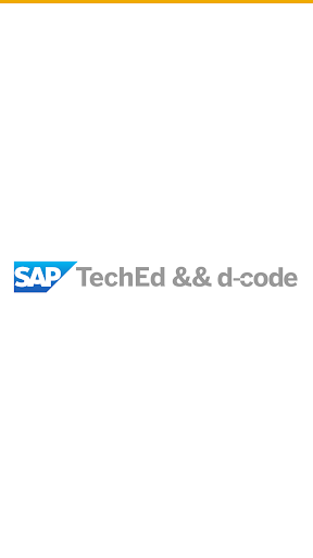 SAP TechEd d-code