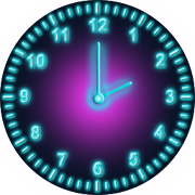 App Neon Clock APK for Windows Phone