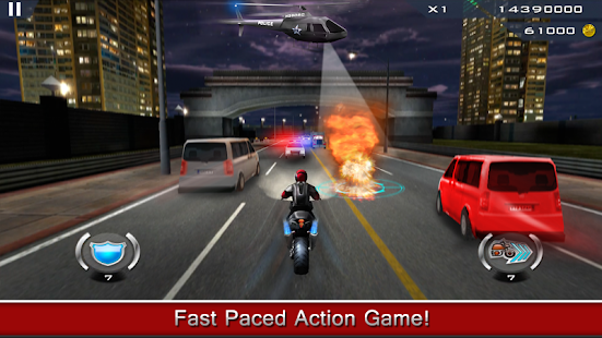 Dhoom:3 The Game- screenshot thumbnail
