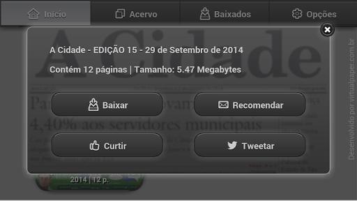 玩新聞App|Jornal A Cidade免費|APP試玩