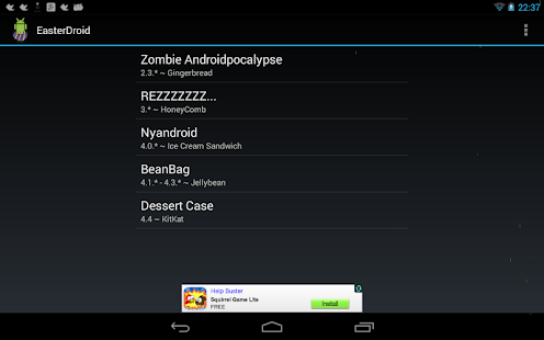 EasterDroid- screenshot thumbnail