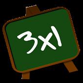 Tabla de Multiplicar