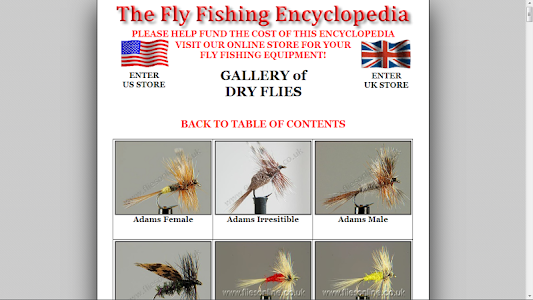 Fly Fishing Encyclopedia screenshot 14