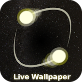 N-Body Live Wallpaper