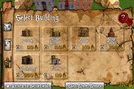 Battles And Castles FREE- screenshot thumbnail