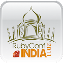 RubyConf India logo