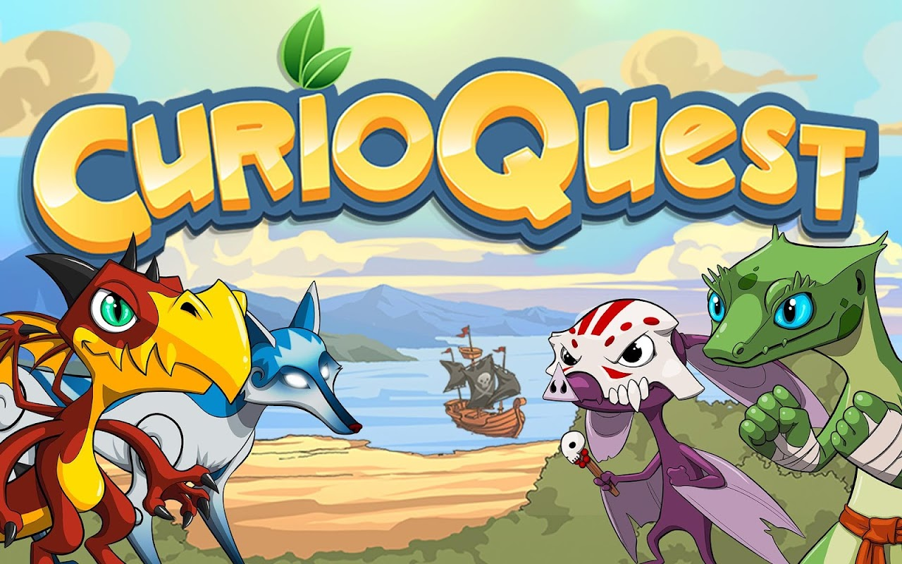 Curio Quest: Epic PvP Battles screenshots