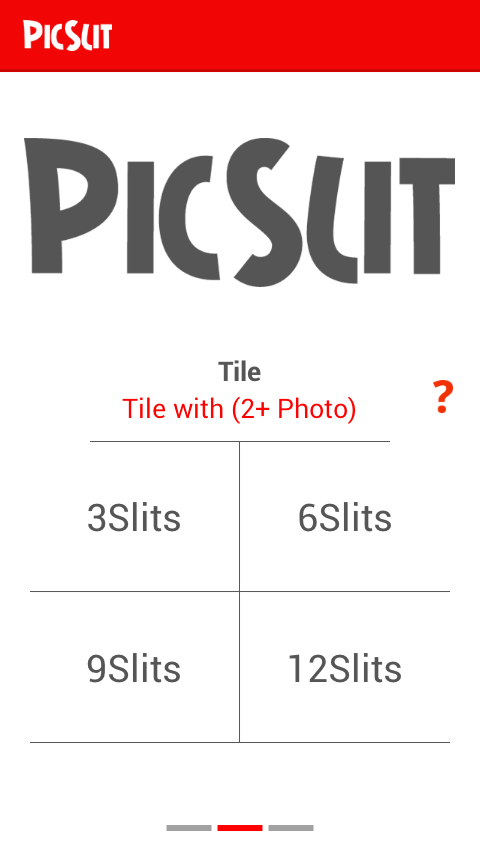 PicSlit - Giant Square Image Splitter Pro- screenshot