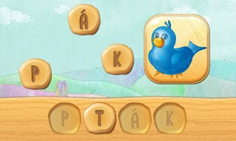 Screenshot of Smart Speller Czech (Kids)