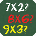 Multiplications for kids icon