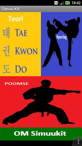 Simuu Taekwondo Kit