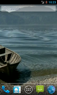 Boat On The Lake HD - screenshot thumbnail