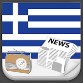 Greece Radio and Newspaper
