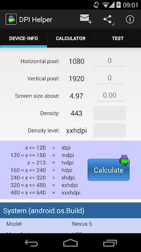 DPI Helper: Convert calculator