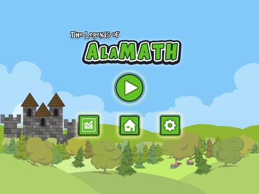 Alamath - Arithmetic Game