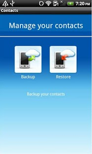 Mobile Backup - screenshot thumbnail