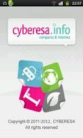 Screenshot of CYBERESA TUNISIA