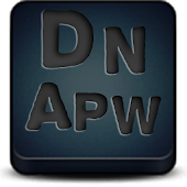 Apw Theme Dark naps blue V2