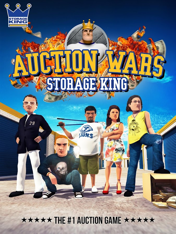 Auction Wars : Storage King- screenshot