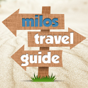Milos Travel Guide icon