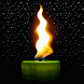 Animated Candle Flame LWP
