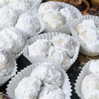 Elizabeth Dole's Pecan Roll Cookies