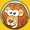 walk the jungle baby icon