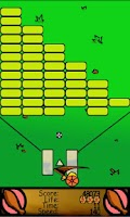 Screenshot of Baseball Arkanoid