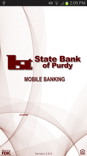 First State Bank of Purdy - screenshot thumbnail
