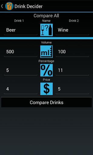 Drink Decider