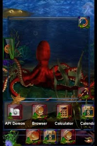 TSF Shell Theme: Underwater v1.1