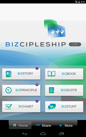 Screenshots for Bizcipleship LITE for Android