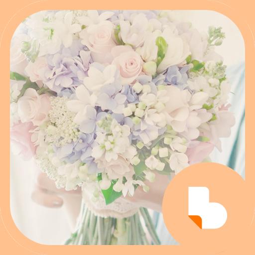 꽃다발 버즈런처 테마 (홈팩)