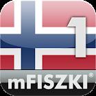 FISZKI Norweski Słownictwo 1 icon
