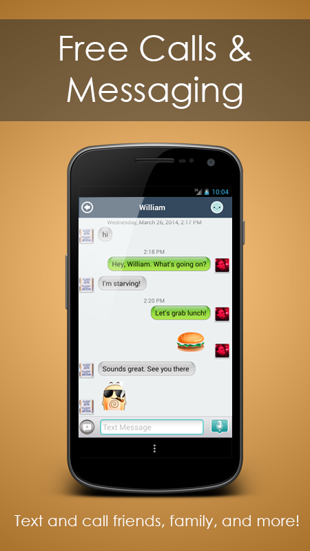 AireTalk: Text, Call, & More!- screenshot