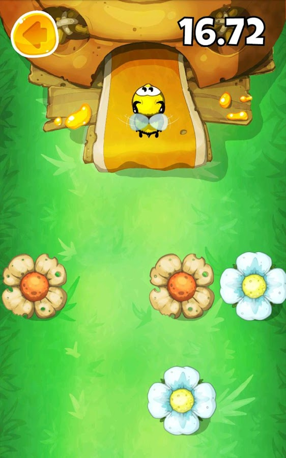 Bee Don't Tap The Wrong Flower- screenshot